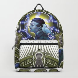 Nikola Tesla Backpack