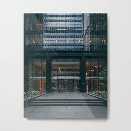 280 Park Avenue Metal Print