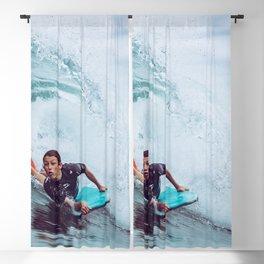 Surf Brazil Blackout Curtain