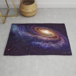 Sidereus Galaxy Rug