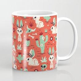 Cryptid Cuties: The Jackalope Coffee Mug
