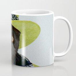 Pimp Cat Coffee Mug
