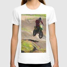 Motocross Moguls T-shirt