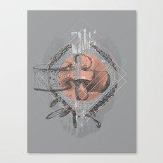 Faint  Canvas Print