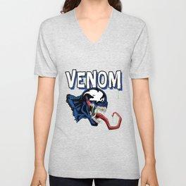 Classic Venom Unisex V-Neck