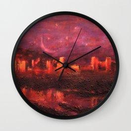 Ait Ben Haddou Wall Clock
