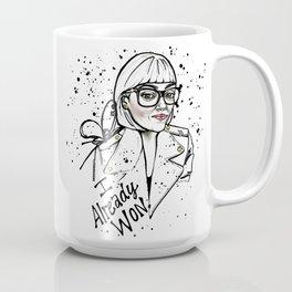 #STUKGIRL ASHLEY Coffee Mug