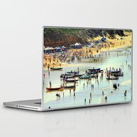 rowing Laptop & iPad Skins featuring Rowing Regatta by Chris' Landscape Images & Designs