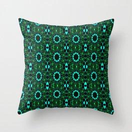 Pattern BC Throw Pillow