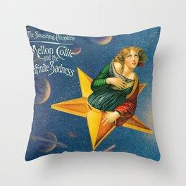 smashing mellon collie 2020 Throw Pillow
