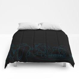 Gentleman's Club Comforters