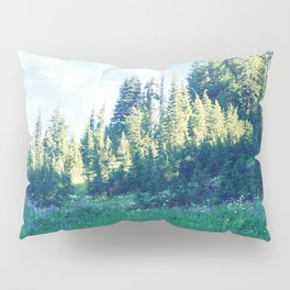Consider How the Wildflowers Grow Pillow Sham