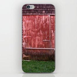 Doors at Dusk iPhone Skin