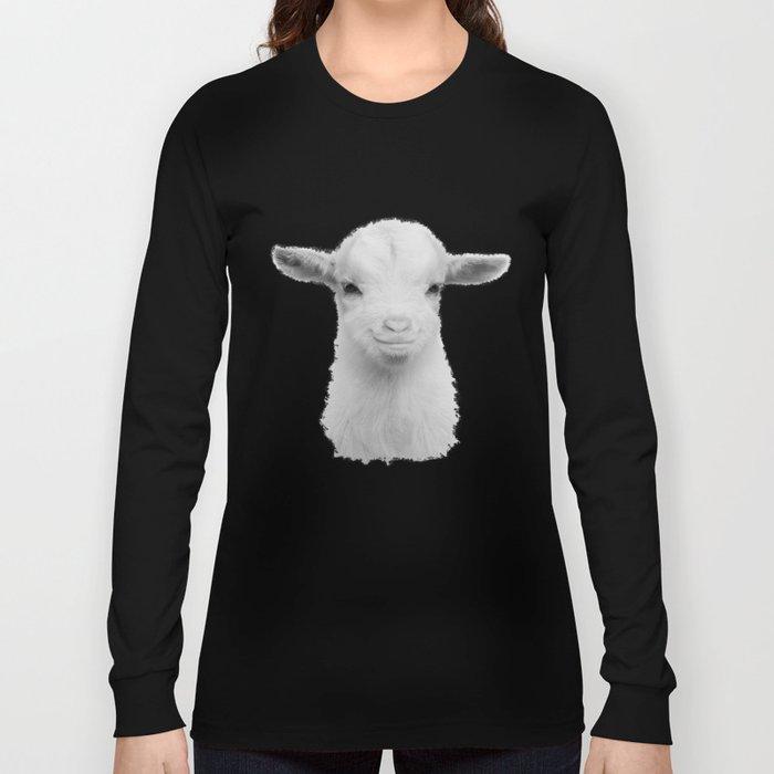 Baby Goat Long Sleeve T-shirt
