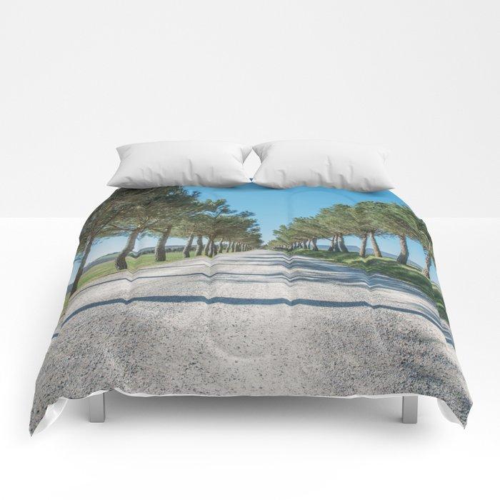 Tuscany 01 Comforters