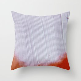 Snapshot Series #3: art through the lens of a disposable camera by Alyssa Hamilton Art Throw Pillow