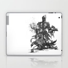 Lich, unded mage Laptop & iPad Skin