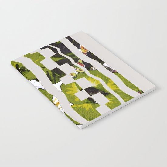 caged garden Notebook