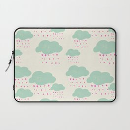Cloud Formations II Laptop Sleeve