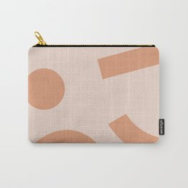 Abstract Geometric 33B Carry-All Pouch