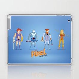 Thundercats - Pixel Nostalgia  Laptop & iPad Skin