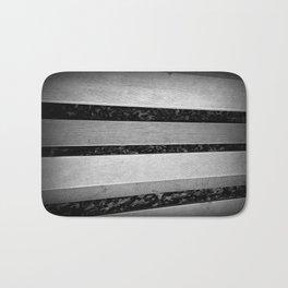 Steel Bars Bath Mat