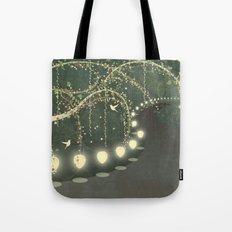 Guiding Lights Tote Bag