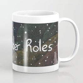 Fuck Gender Roles Coffee Mug