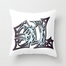 soul 2 Throw Pillow