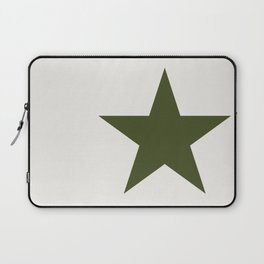 Vintage U.S. Military Star Laptop Sleeve