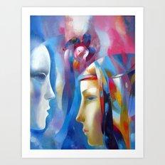 Ruben7 Art Print