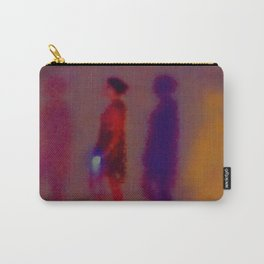 Walking In The Dark Carry-All Pouch