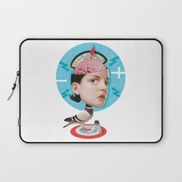 Bird Brain Laptop Sleeve