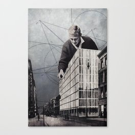 Extension Canvas Print