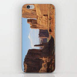 Park Avenue - Arches National Park iPhone Skin