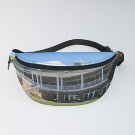 Sports Club Building Fanny Pack