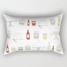 in the pantry Rectangular Pillow