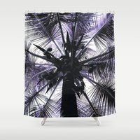 coco Shower Curtains featuring coco by JG-DESIGN
