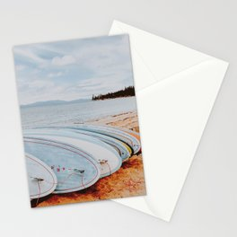lets surf xxxii Stationery Cards