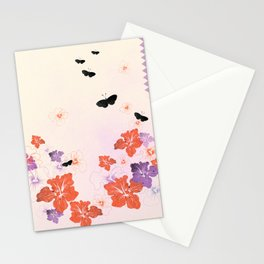 Flower Time! Stationery Cards