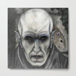 Orlok the Plaguebringer Metal Print