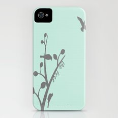 Free as a bird Slim Case iPhone (4, 4s)