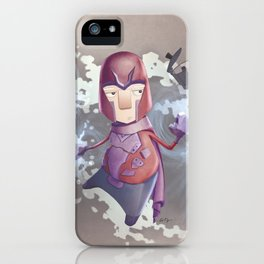 Magneto Kaffee Time iPhone Case