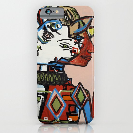 Dispositionism iPhone & iPod Case