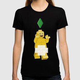 I want to brick free ! T-shirt