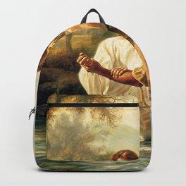 John The Baptist Backpack