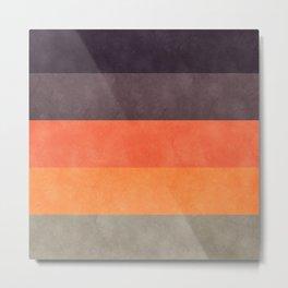 Jessica Alba's Palette Metal Print