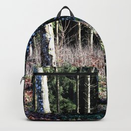 Forest in Germany 2 Backpack