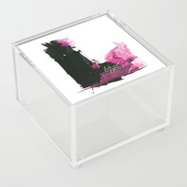 Let's Just Pretend Acrylic Box