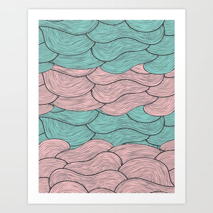 Summerlicious Art Print